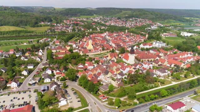 Alte Stadt Berching In Nordbayern