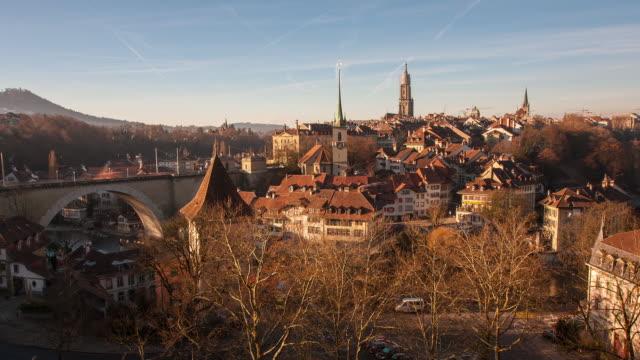 Old Town of Bern Hyperlapse