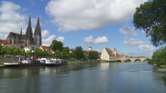 HD Old town of Regensburg