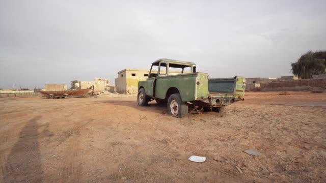 Old truck in Ras al-Khaimah, 360