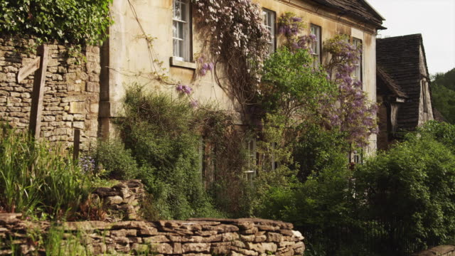 WS Old village house / Castle Combe, Cotswolds, Wiltshire, UK