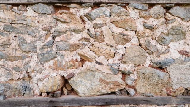 vidéos et rushes de vieux mur - béton
