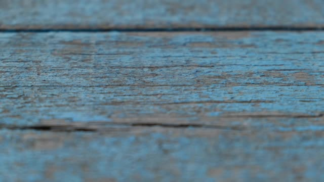 old wooden board background - obsoleto video stock e b–roll