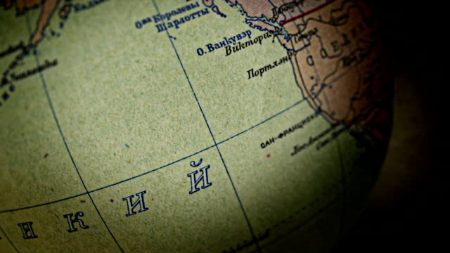 old world map - physical geography stock videos & royalty-free footage