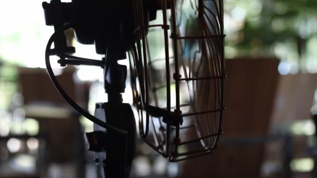 old-fashioned fan movement - electric fan stock videos & royalty-free footage