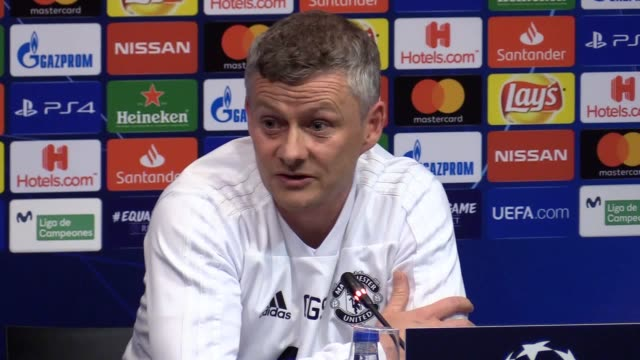 Ole Gunnar Solskjaer attempted to tone down the significance of the 1999 Champions League final but the Manchester United manager feels the fixture...