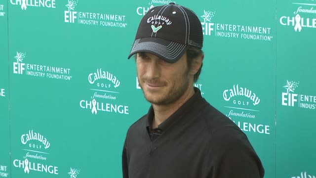 Oliver Hudson at the Callaway Golf Foundation's Annual ProCelebrity Tournament at Los Angeles CA