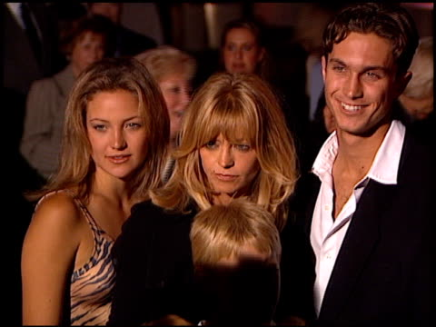 Oliver Hudson at the 'First Wives Club' Premiere at Paramount Studios in Hollywood California on September 16 1996