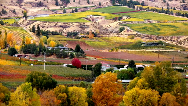 Oliver Okanagan Valley-Britisch-Kolumbien