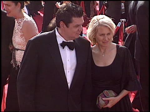 oliver platt at the 2005 emmy awards entrance at the shrine auditorium in los angeles california on september 18 2005 - oliver platt stock videos & royalty-free footage