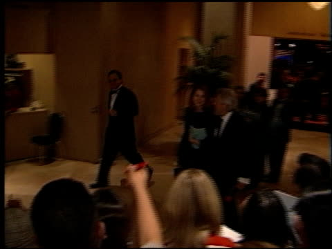 stockvideo's en b-roll-footage met oliver stone at the artist rights foundation arrivals at the beverly hilton in beverly hills california on april 17 1998 - oliver stone