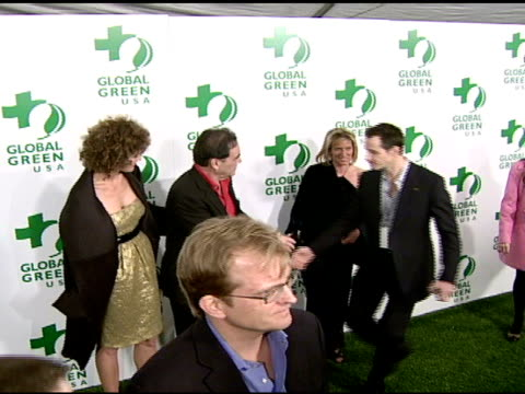 oliver stone at the global green usa's 5th annual preoscar party at null in hollywood california on february 20 2008 - pre party stock videos and b-roll footage