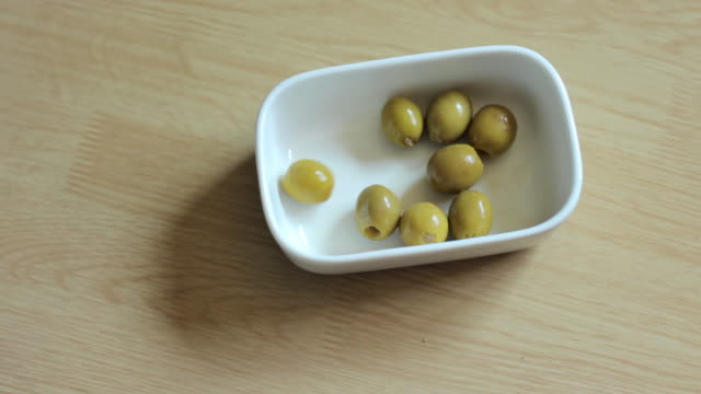 Olives (Food Cinemagraphs)