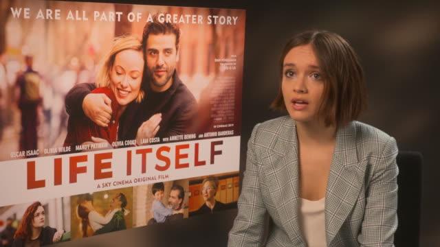GBR: 'Life Itself' Interviews - 62nd BFI London Film Festival