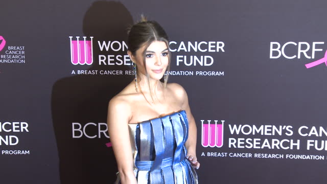 "olivia jade giannulli at wcrf's ""an unforgettable evening"" in los angeles ca - jade stock videos & royalty-free footage"
