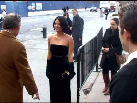 olivia munn arrives at the lincoln center for the metropolitan opera opening night gala in new york 03/24/11 - the center stock videos & royalty-free footage