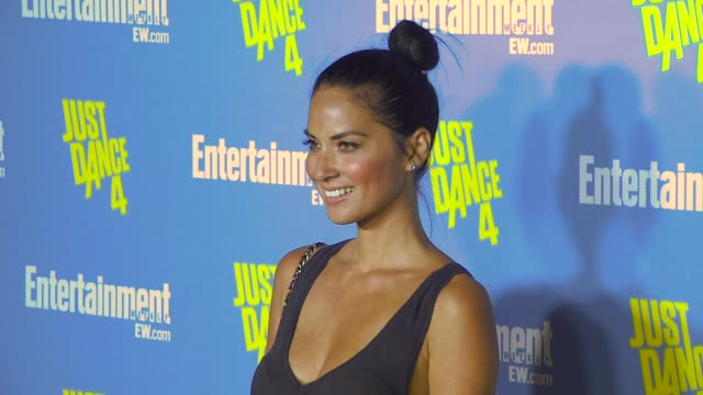 Olivia Munn at Entertainment Weekly's 6th Annual ComicCon Celebration Sponsored By Just Dance 4 on 7/14/12 in San Diego CA