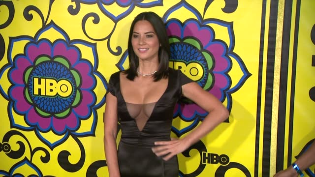 Olivia Munn at HBO'S Post 64th Primetime Emmy Awards Reception on 9/23/2012 in West Hollywood CA