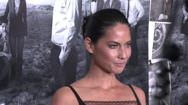 Olivia Munn at The Newsroom Los Angeles Premiere on 7/10/2013 in Hollywood CA