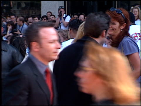 olivia newton john at the 'grease' premiere at grauman's chinese theatre in hollywood california on march 15 1998 - olivia newton john stock videos & royalty-free footage