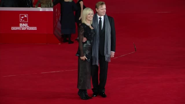 Olivia NewtonJohn and Stephan Elliott at the A Few Best Men Premiere 6th International Rome Film Festival on October 28 2011 in Rome Italy