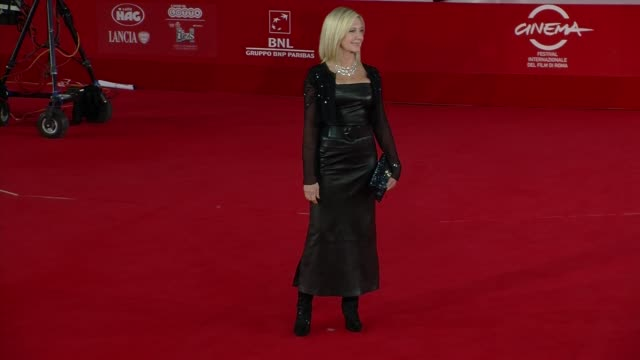 premiere 6th international rome film festival on october 28 2011 in rome italy - olivia newton john stock videos & royalty-free footage