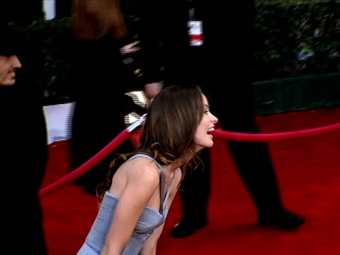 olivia, olivia wilde at the 14th annual screen actors guild awards at los angeles ca. - 2008 stock videos & royalty-free footage