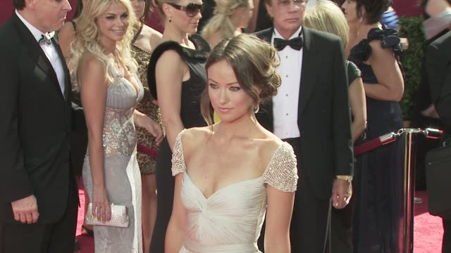 Olivia Olivia Wilde at the 60th Primetime Emmy Awards at Los Angeles CA