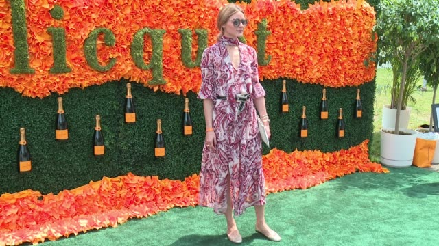 Olivia Palermo at NinthAnnual Veuve Clicquot Polo Classic at Liberty State Park on June 4 2016 in Jersey City New Jersey