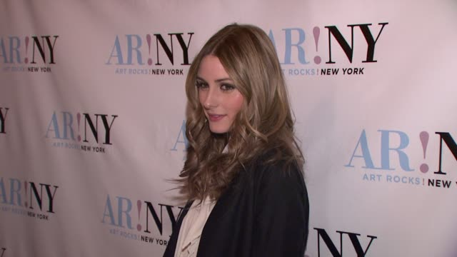 Olivia Palermo at the Charlotte Ronson and Maggie Rizer Host 2nd Annual ART ROCKS at New York NY