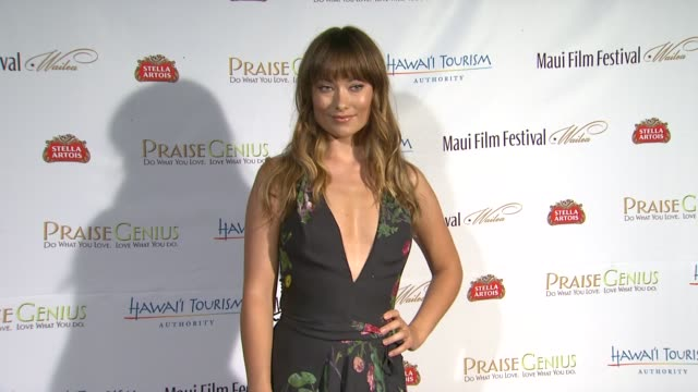 Olivia Wilde at the 2011 Maui Film Festival Day 2 at Wailea HI
