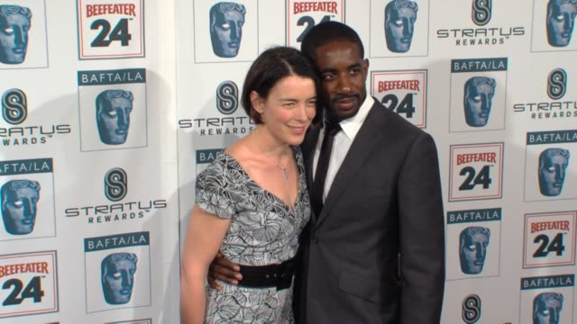 olivia williams guest at the bafta la's 16th annual awards season tea party at beverly hills ca - bafta la tea party stock videos and b-roll footage