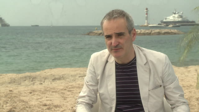 INTERVIEW Olivier Assayas on how the film was inspired by Kristen Stewart how she is a movie star as well as being the 'girl next door' and her...