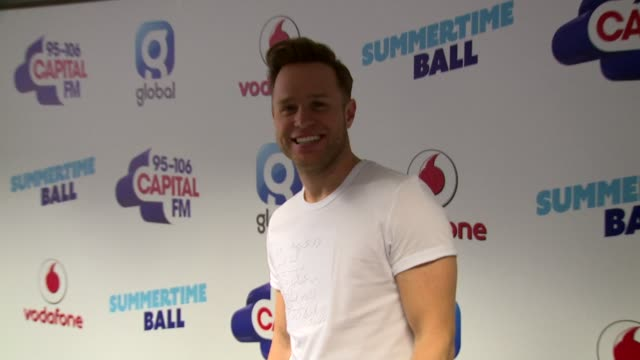 olly murs at wembley arena on june 10 2017 in london england - wembley arena stock videos & royalty-free footage