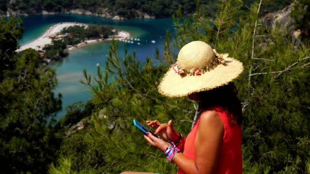 oludeniz from fethiye, turkey. - only mature women stock videos & royalty-free footage