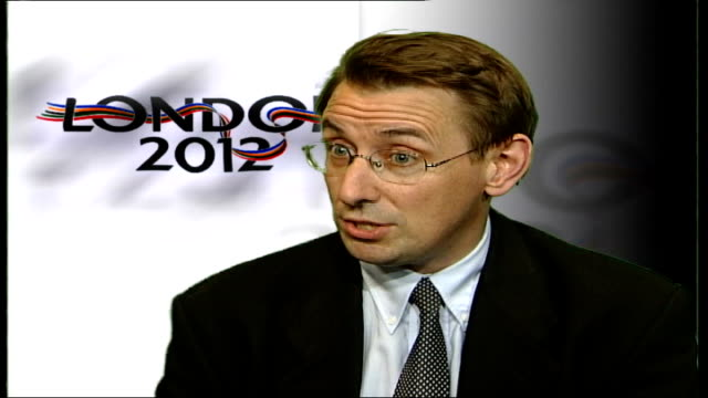 London into last five ITN ENGLAND London INT Doctor Stefan Szymanski interview SOT The bids are seldom profitable