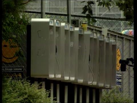 Georgia Atlanta FBI agents searching bomb scene for clues INT CMS David Tubbs pkf SOT we have some leads CMS Media