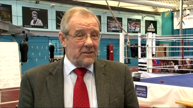 final decision put on hold yorkshire sheffield int richard caborn interview sot i think people were looking purely at a solution for athletics some... - tenant stock videos & royalty-free footage