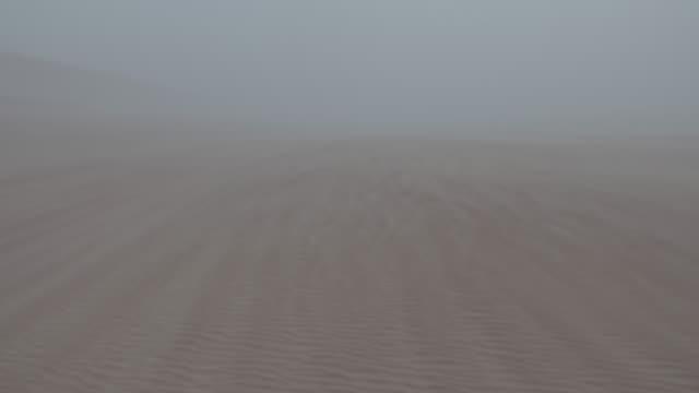 oman sand storm - sandstorm stock videos & royalty-free footage