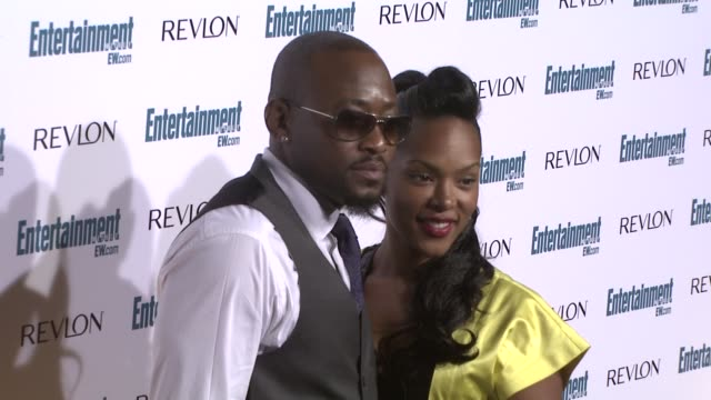 omar epps at the entertainment weekly 6th annual preemmy party at los angeles ca - pre emmy party stock videos & royalty-free footage