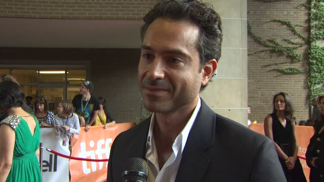 Omar Metwally on what it was about the project that attracted him to the role talks about his character what he thinks the audience will take away...