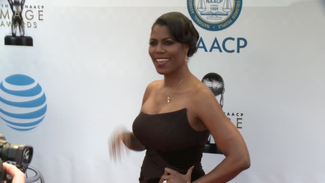 Omarosa at 48th NAACP Image Awards at Pasadena Civic Auditorium on February 11 2017 in Pasadena California