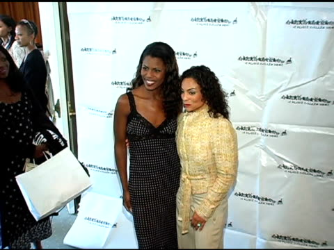 omarosa manigaultstallworth and jasmine guy at the girlz in the hood celebratation of women of achievement awards luncheon at the beverly hilton in... - omarosa manigault newman stock videos & royalty-free footage