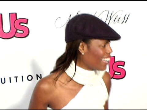 omarosa manigault-stallworth at the 1st annual us weekly hollywood holiday shopping party at smashbox studios in culver city, california on november... - omarosa manigault stallworth stock-videos und b-roll-filmmaterial