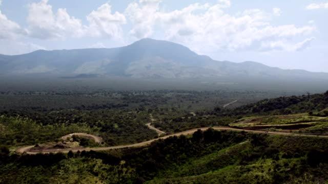omo tal im süden von äthiopien, afrika - äthiopien stock-videos und b-roll-filmmaterial