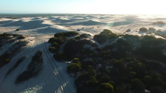 On a great desert odyssey