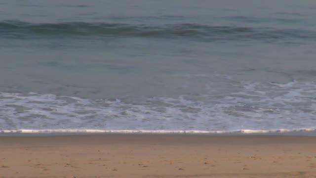 On Agonda beach in south Goa