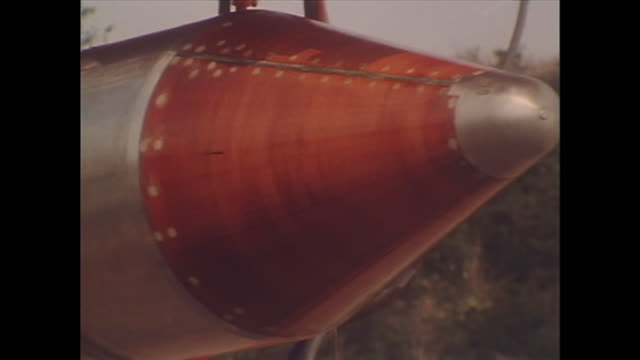 on february 6 a prelaunch rehearsal of the satellite-carrying rocket, lambda 4s, no.5, was conducted by the university of tokyo. the first japanese... - organised group stock videos & royalty-free footage