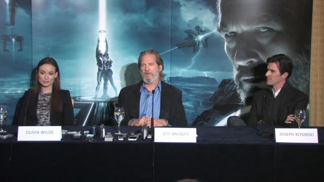 on how surprised he is that Tron has endured so long as a cult film and how the film brings back memories for those who watched the first film as...