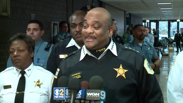 WGN On January 28 Chicago Police Superintendent Eddie Johnson said he was humbled by the flood of well wishes and offers of help after he became...